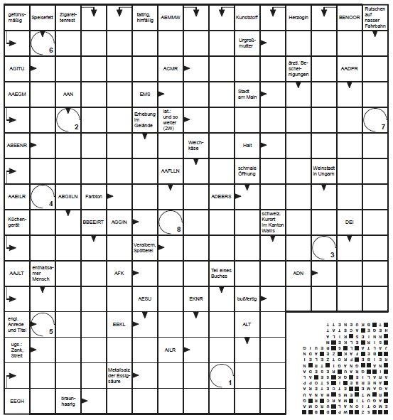 Kreuzworträtsel.De